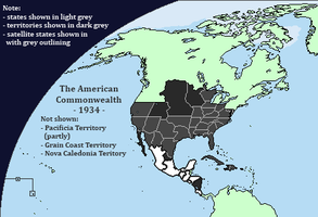 American Commonwealth by FederalRepublic