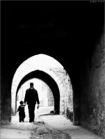 Father and Son by erdemphotography