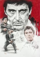 SCARFACE by AbdonJRomero