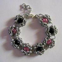 Punk Romanov Bracelet by Night-Maiden