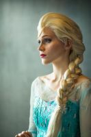 Elsa - Conceal, Don't Feel by Sillizicuni