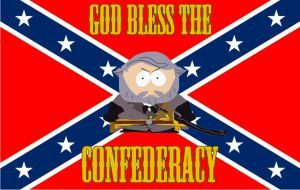 For the Confederacy by AdmiralMichalis