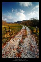 Red-White Road by AaronLewis