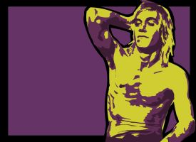 IGGY POP by DeeDeeKing
