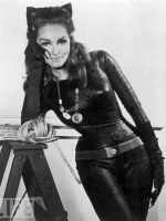 Julie Newmar Catwoman by KindlePics