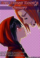 Red Riding Hood's Secret Cover by DKSTUDIOS05