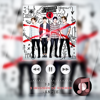 5 Seconds of Summer - 5SOS CD by MusicSoundsBetter