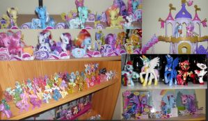 MLP Collection Part 1 Update by CKittyKat98