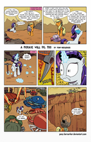 A Pickaxe Will Do, Too by Pony-Berserker