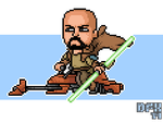 Commission - Jedi OC Thomas Zhaan by ionrayner