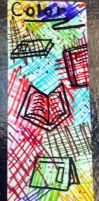 Books Bookmark by Timmytushoes