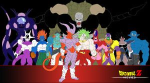 Dragon Ball peliculas by albertocubatas