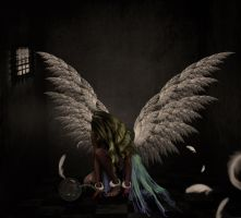 Prisoning Lonely Angel by fnhaven
