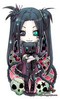 + NeverEnd + Chibi Lucy + by VanRah