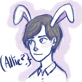 mikey the bunny by wondernez