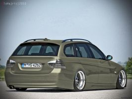 BMW 320 Lowrider by Clipse89