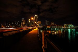 Dark City by Bartonbo