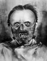 Dr. Hannibal Lecter by NikoS92