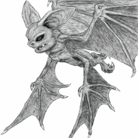 OMG  Its a Crobat by Queen-Triva