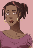 L4D_Rochelle by AlessaTrickster