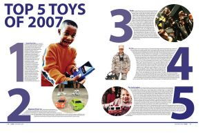 Child Magazine layout by BWilliams83