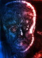THE WOLFMAN    LON CHANEY JNR 4A by Legrande62
