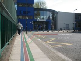 Southwark College Concept 2 by visualirony