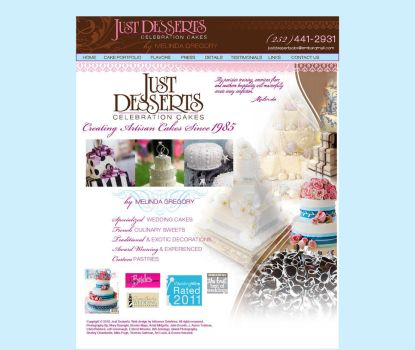 JD Web Page by obxrussell