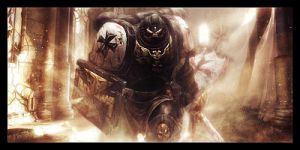 Warhammer 40.000 by mike-hege