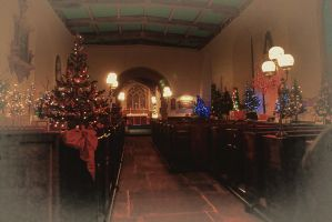 Castleton Christmas Tree Festival... by TheBaldingOne