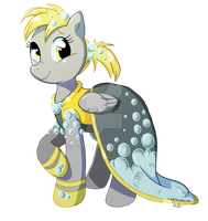 Derpy Gala Dress by C-Puff