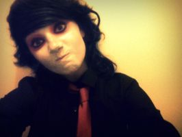 Gerard Way Cosplay :3 by ichigo756