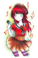 G: Melody of Rainry by Miitee