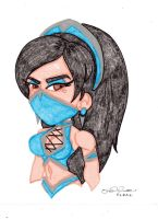 Kitana by DeVanceArt