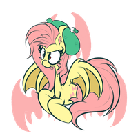 Flutterbat by turtlefarminguy