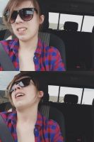 hello my name is taylor and this is how i selfie by awkwardUneecorn