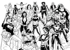 DC Icons 2011 Next Gen by guinnessyde
