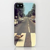 Why did the chicken cross THE road? by J-MEDBURY