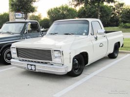 1974 Chevy Truck by element321