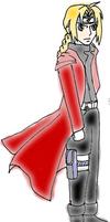 Ed Ninja by TorchwoodWerewolf