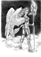 Angel by huy-truong