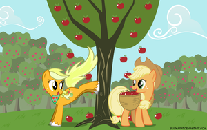 Applebuck Season by GuyKarat