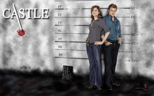 Castle and Beckett WP by punisher357