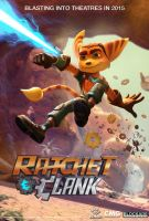 Ratchet and Clank - Official Movie Poster by Caprice1996