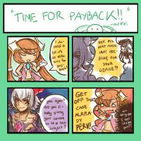 Brave Frontier - Time for Payback! by miririri