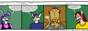 Stubble Trouble - 492 by Rennon-the-Shaved