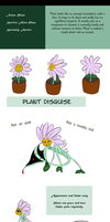 Plant Ref by SmilehKitteh