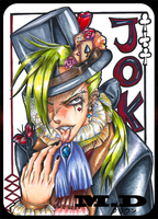 Mad Hatter II by MD-CLOWN