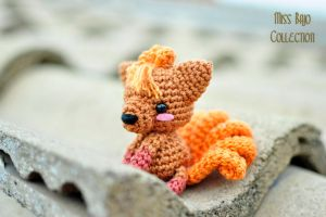 Vulpix by MissBajoCollection
