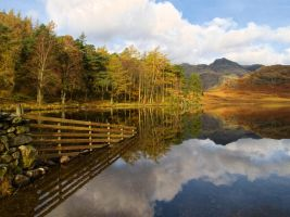 Blea Tarn by StephenJohnSmith